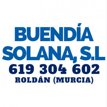 TRANSPORTES BUENDIA SOLANA SL