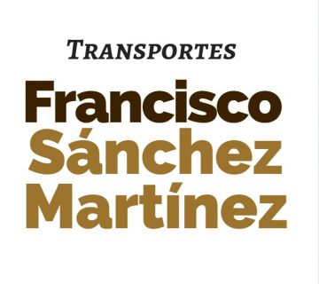 Francisco Sanchez Martinez