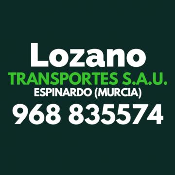 LOZANO TRANSPORTES S.A.U.