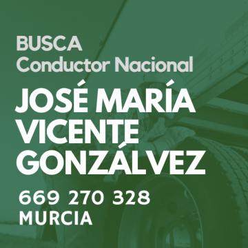 José María Vicente Gonzálvez