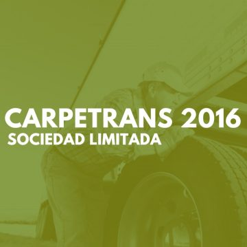 Carpetrans 2016, S.L.