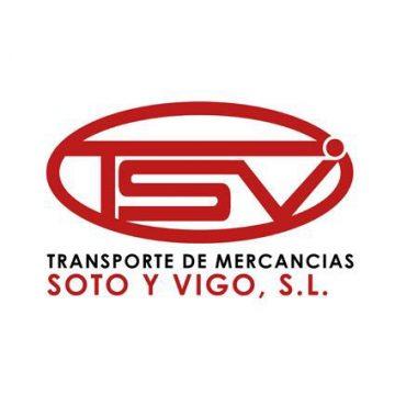 TRANSPORTE DE MERCANCIAS SOTO Y VIGO S.L